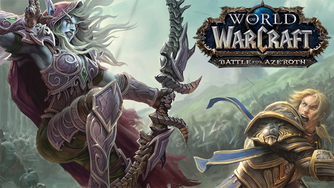 Battle of Azeroth la expansión más vendida — World of Warcraft