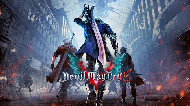 Revelan fecha de lanzamiento de Devil May Cry 5 en gamescom 2018