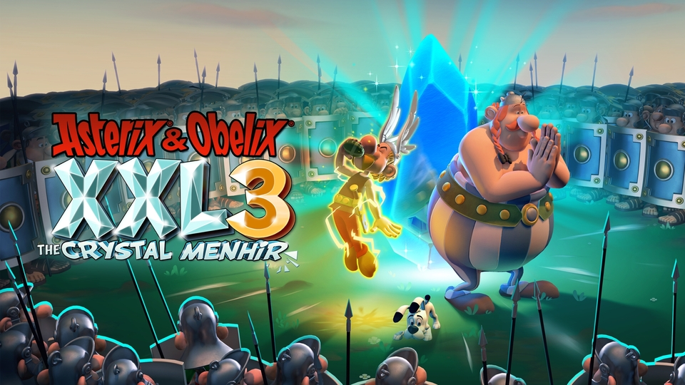 Asterix & Obelix XXL3: fecha de lanzamiento y ediciones coleccionista