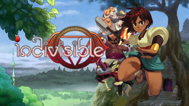 Fecha de lanzamiento de INDIVISIBLE, un RPG dibujado a mano
