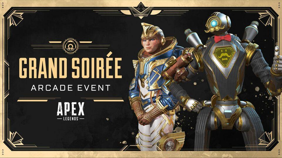 Llega el evento Grand Soirée a Apex Legends por tiempo limitado
