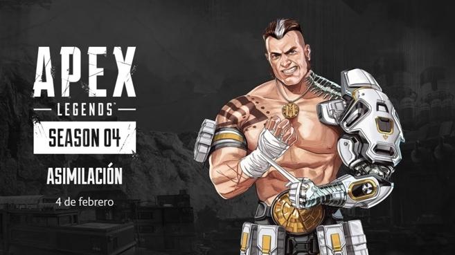 Apex Legends presenta la temporada 4 con gameplay