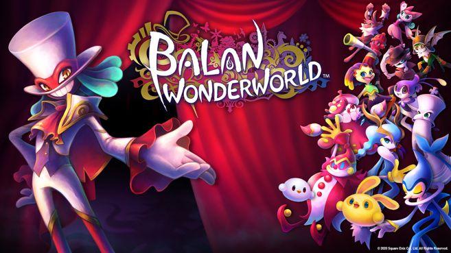 Un juego creado por dos grandes veteranos de Sega — Balan Wonderworld